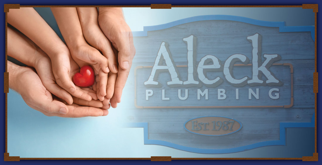 Aleck Plumbing community supporter
